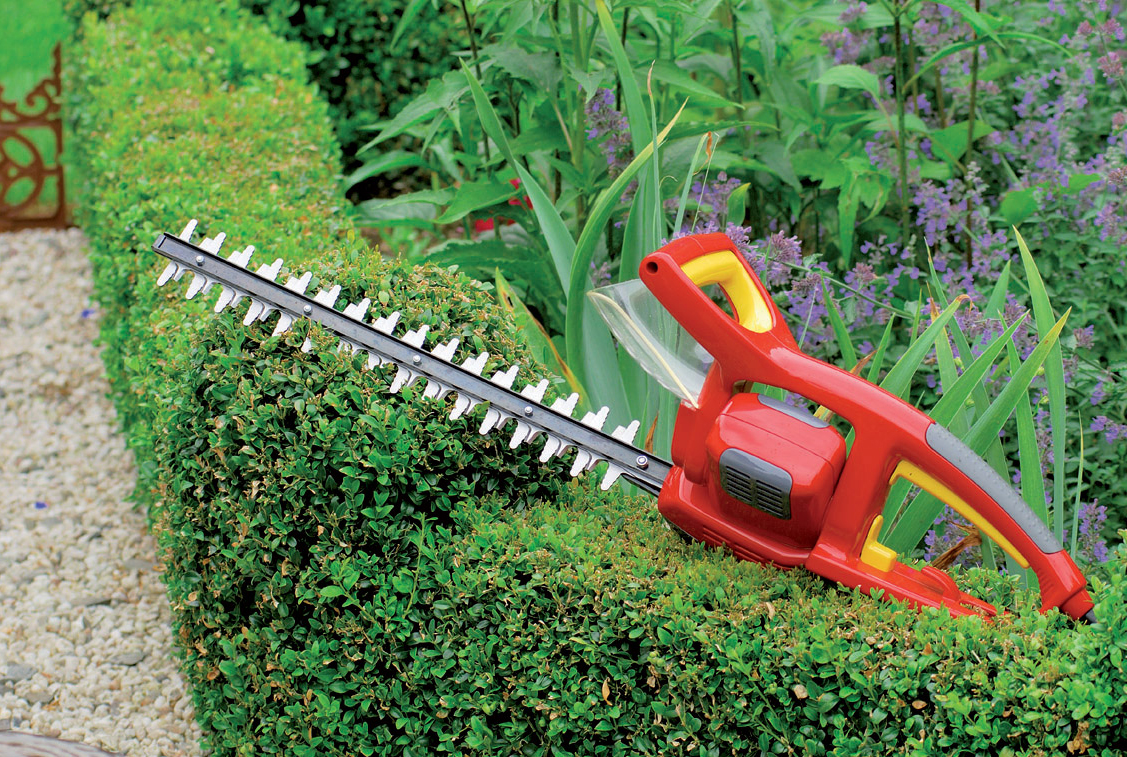 Electric Hedge Trimmers