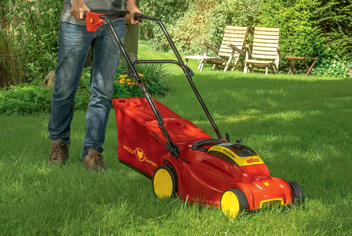 72V Battery Powered Lawnmowers